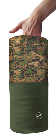 HA710-0818 H.A.D. - Go Ultimate 2-parts Scarf - Sergeant