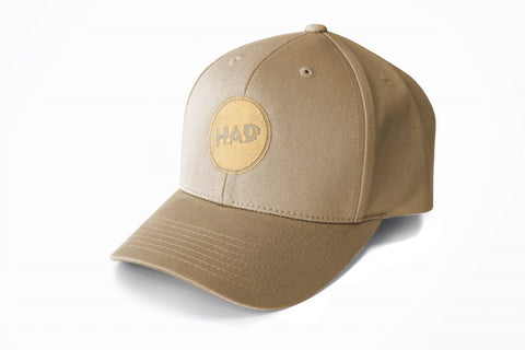 HA920-0042 H.A.D. - Base Cap - Sand