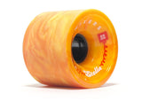 Stella Mixers 69MM 78A Wheels - Sunkit Orange [set of 4]