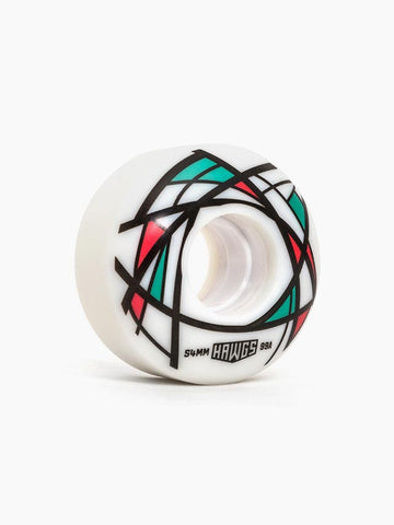 Hawgs 54mm Adanac Wheels - 99A White