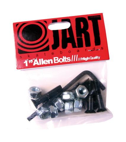"Jart 1"" Allen Bolts & Nuts Pack - LocoSonix"
