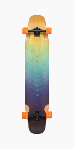 "Landyachtz 45.5"" Stratus Faction Dancer Longboard Complete"