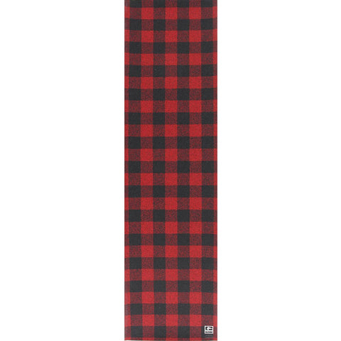 Globe Griptape Sheet - Buffalo Plaid - LocoSonix