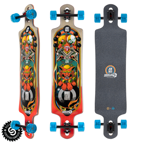 Sector9 Complete JOR ROS PARADISO MONKEY KING 40.5""