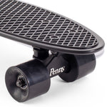 "Penny 22"" Blackout PennyBoard Complete - Black - LocoSonix"