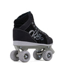 Rio Roller Lumina Quad Skates - Black/Grey - LocoSonix