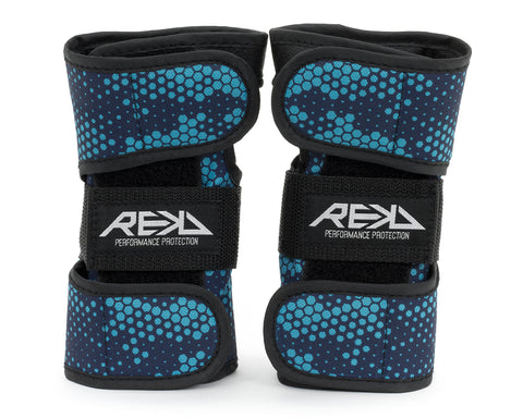 REKD Wrist Guards - Blue