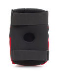 REKD Ramp Knee Pads - Black / Red - LocoSonix