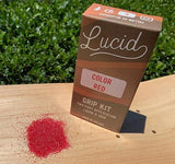 LucidGrip Color Grip Spray - Red