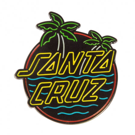 Santa Cruz GLOW DOT Pin