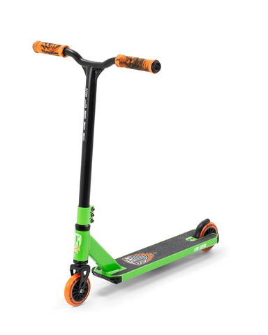 "Slamm 19.75"" Tantrum V8 Scooter - Green - LocoSonix"