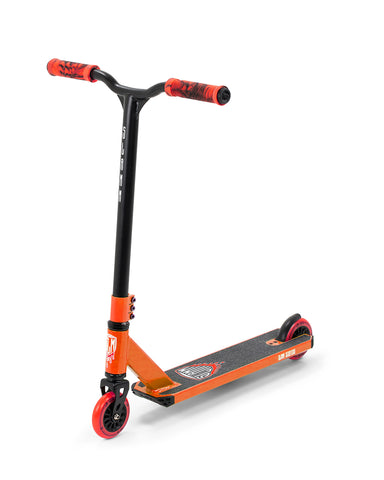 "Slamm 19.75"" Tantrum V8 Scooter - Orange - LocoSonix"