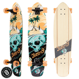 Sector9 Stranded Strand Longboard Complete 34
