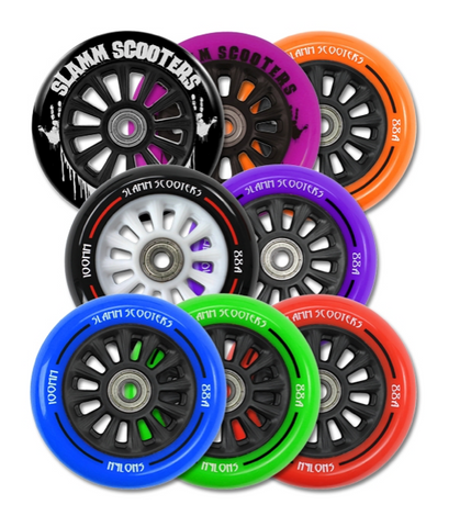 Slamm 100mm Ny-Core Scooter Wheel - LocoSonix