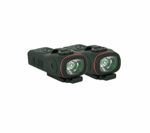 Shredlights SL-200 two-pack - White Lights - LocoSonix