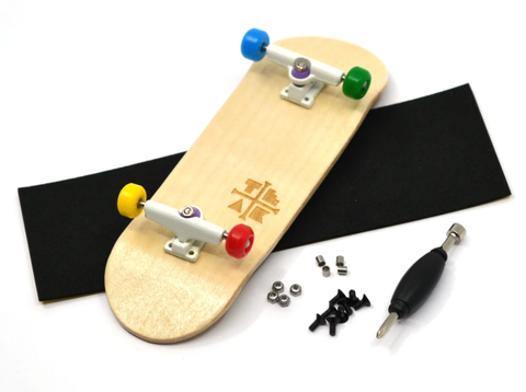 "teak fingerboard PROLIFIC ""EVERYTHING IS AWESOME"" EDITION COMPLETE"