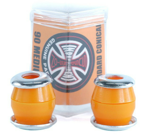 Independent Genuine Parts Standard Conical Bushings - Medium 90a Orange