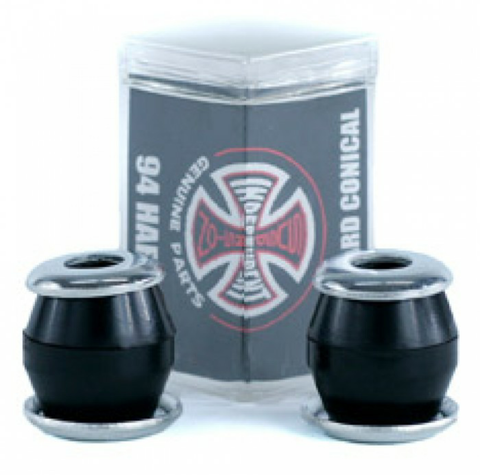 Independent Genuine Parts Standard Conical Bushings - Hard 94a Black