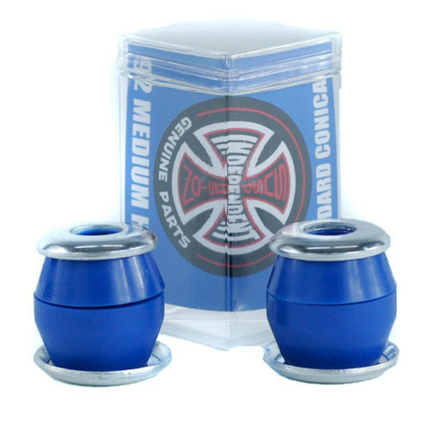 Independent Genuine Parts Standard Conical Bushings - Medium Hard 92a Blue