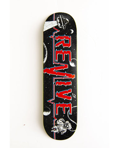 Revive Space Lifeline 3.0 Skateboard Deck