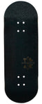 Teak Fingerboard Deck - PROlific Black Mamba [Engraved] - LocoSonix