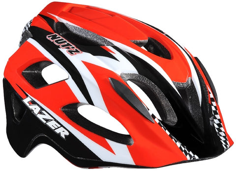 Lazer Nut'z MIPS Helmet Race Red - Youth Unisize