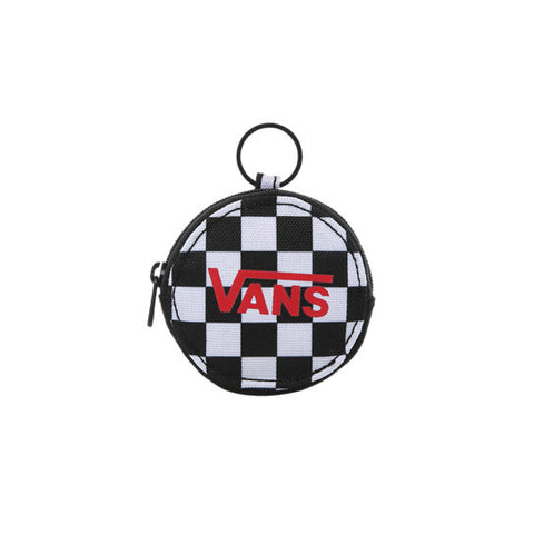 Vans COIN PURSE Keychain - Black Checker