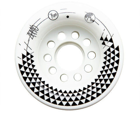 Ahmyo AKASHA DH Wheels - White [set of 4]
