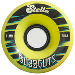 Stella Buzzcuts 71MM 78A Wheels - Lime Green [set of 4]