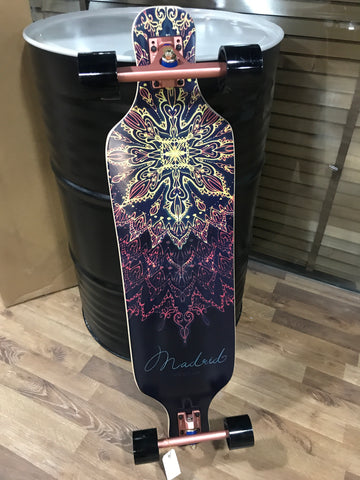"Madrid 39"" DREAM TM Longboard Complete - MANDALA"