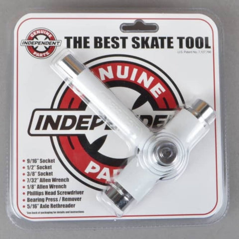 Independent Genuine Parts Best Skate Tool - White