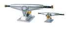 "Iron 5.25"" High Trucks - Silver [set of 2] - LocoSonix"