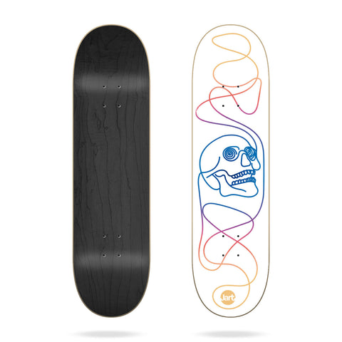Jart Skateboard Deck Telesketch 8.25""