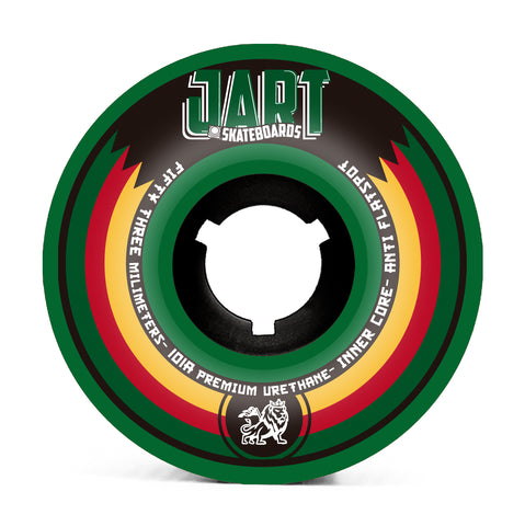 Jart Kingston 53MM 83B Wheels [pack of 4] - LocoSonix