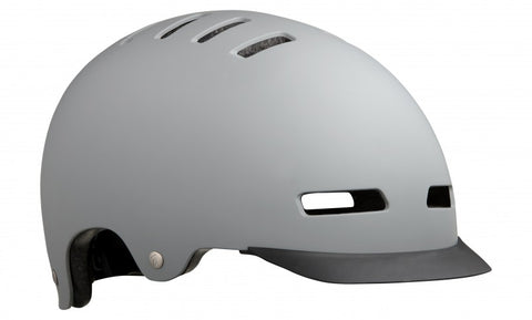 Lazer Next+ Urban Helmet - Matte Cool Grey - LocoSonix