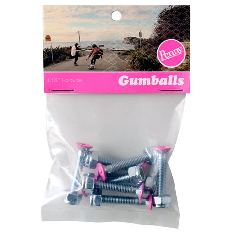 "Penny Gumball Bolts Pink - 1.125"" Philips Hardware"