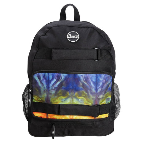 Penny Rainbow Bridge Backpack - Black - LocoSonix