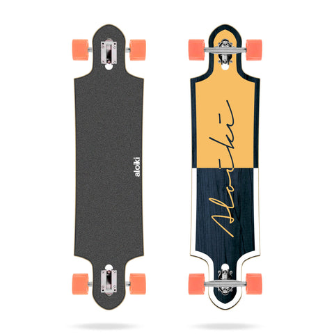 "Aloiki Longboard FS DROP 39.4"" FIRM"