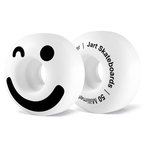 Jart Be Happy Wheels 50mm 102a - LocoSonix