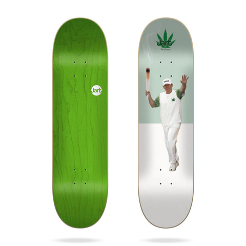 Jart Skateboard Deck WEED NATION OLYMPIC WEED 8.50""