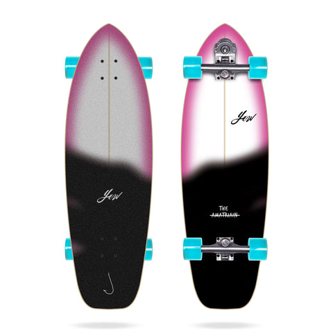 "Yow 33.5"" Signature Series Amatriain Surfskate - LocoSonix"