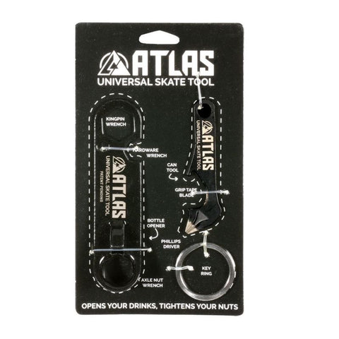 ATLAS TWO-PIECE SKATE TOOL