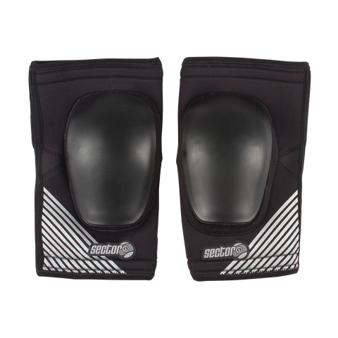 Sector9 - Gasket Slide Knee Pads - BLACK - LocoSonix