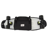 "Monark Cruiser Shoulder Bag (26-27"") - Black"