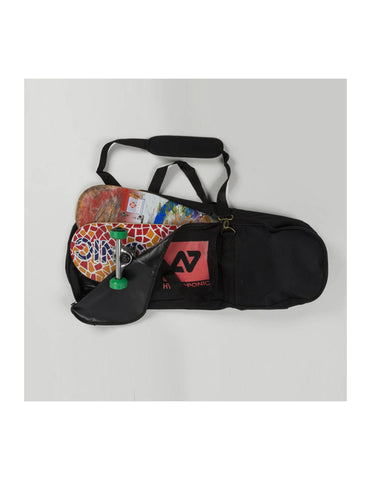 HY Skateboard Bag Drexel - Black - LocoSonix