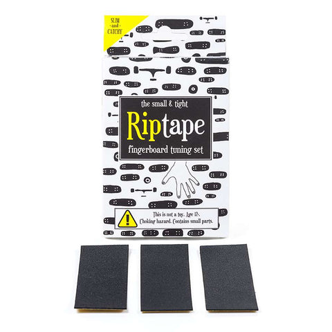 Blackriver Riptape Fingerboard Tuning Set - Uncut Catchy