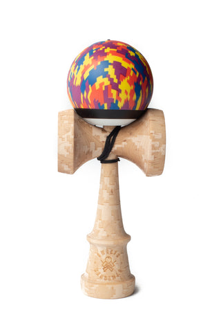 Sweets Kendamas SWEETS LAB V25 DIGITAL SUNSET CAMO