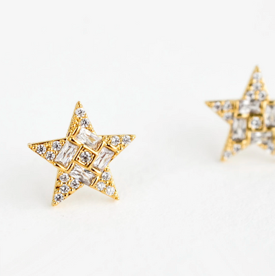 shop stud earrings
