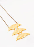 Desert Wave Necklace