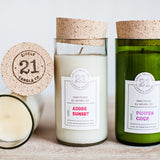 Circle 21 Soy Candle - LEIF